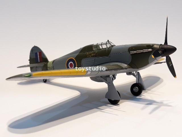 HOBBY MASTER 1:48 Hurricane IIc PZ865 1944 HA8650