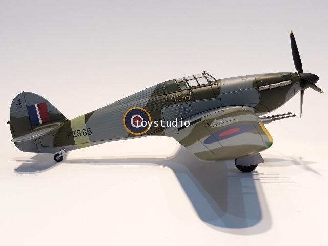 HOBBY MASTER 1:48 Hurricane IIc PZ865 1944 HA8650 2