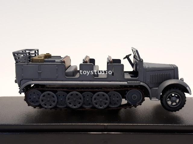 HOBBY MASTER 1:72 German 8 Ton Half Track 1942 HG5007 2