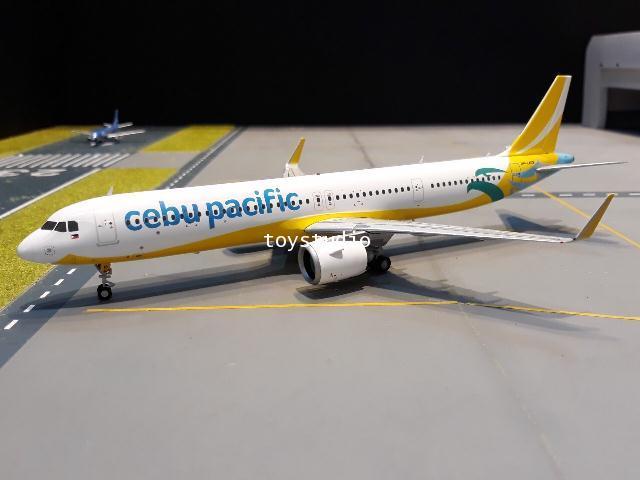 GEMINI JETS 1:200 Cebu Pacific A321neo RP-C4118 CEB2321 1