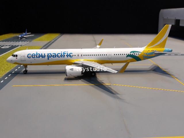 GEMINI JETS 1:200 Cebu Pacific A321neo RP-C4118 CEB2321 2