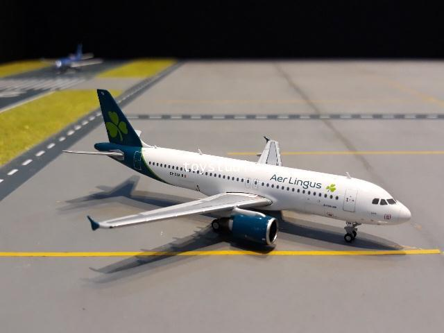 GEMINI JETS 1:400 Aer Lingus A320 EI-CVA nc GJ1852