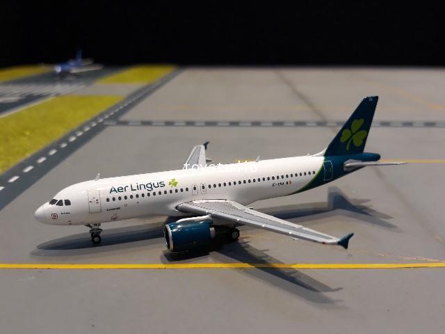 GEMINI JETS 1:400 Aer Lingus A320 EI-CVA nc GJ1852 1