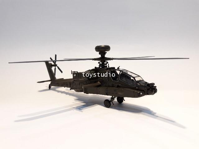 HOBBY MASTER 1:72 AH-64E Apache ROK Army HH1207