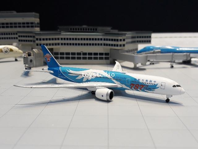 HERPA WINGS 1:500 China Southern 787-9 B-1186 HW533300