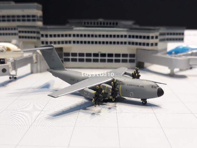 HERPA WINGS 1:500 Spanish Air Force A400M T23-01 HW533348