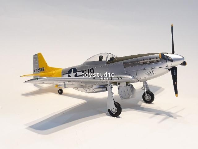 HOBBY MASTER 1:48 P-51D Mustang Hon Mistake William G Ebersole HA7744A