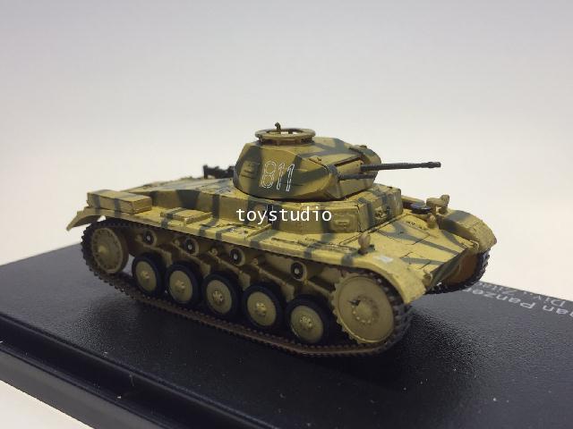 HOBBY MASTER 1:72 German Panzer II Ausf F6 Zitadelle HG4608