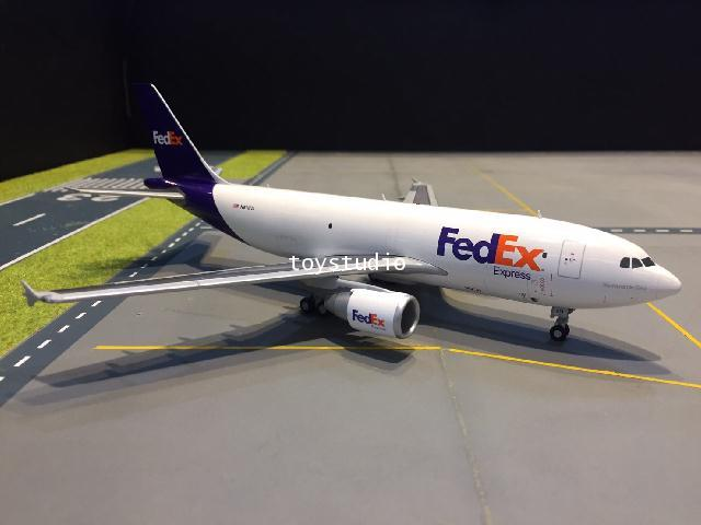 GEMINI JETS 1:200 FedEx A310-300F N811FD G2861