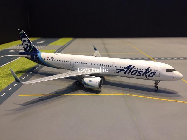 GEMINI JETS 1:200 Alaska A321neo N928VA G2835
