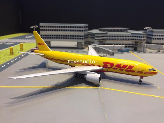 GEMINI JETS 1:400 DHL 777F N705GT GJ1886