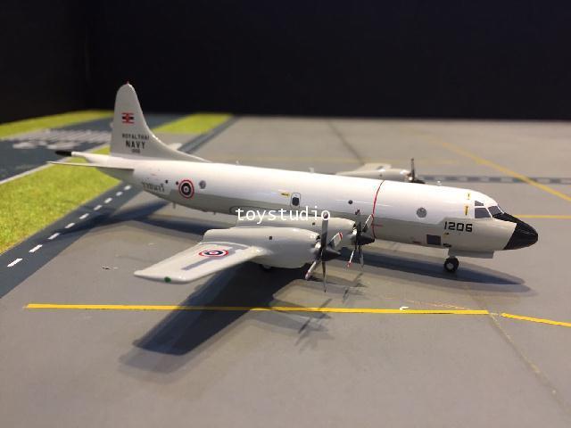 JFOX 1:200 Royal Thai Navy VP-3T 1206 JFP3002
