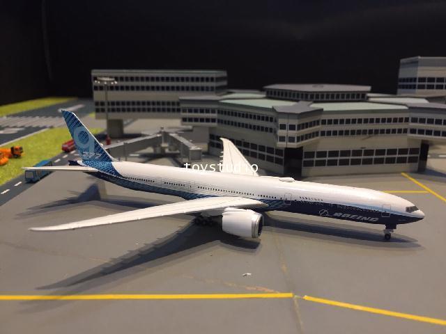 HERPA WINGS 1:500 Boeing 777-9 N779XW HW533133