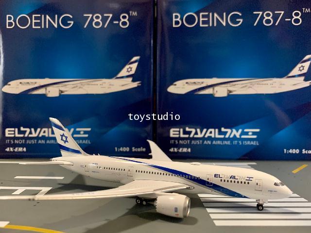 Phoenix 1:400 EL AL 787-8 4X-ERA P4310