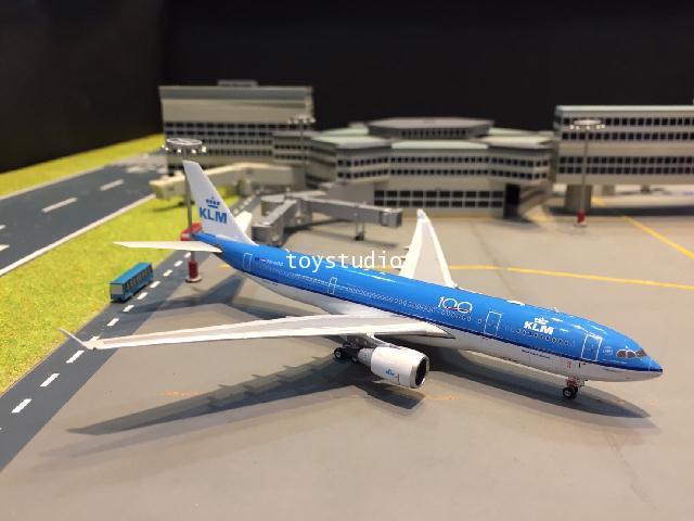 Phoenix 1:400 KLM A330-200 PH-AOD 100 years PH1602