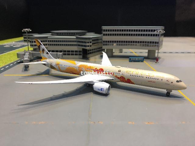 Phoenix 1:400 Etihad 787-10 A6-BMD Choose China P4326