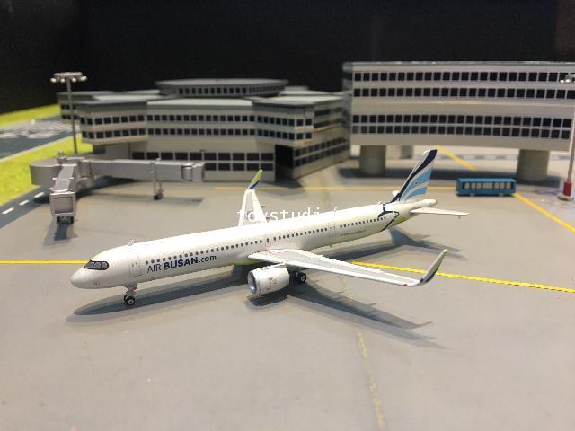 Phoenix 1:400 Air Busan A321neo HL8366 PH1608 1
