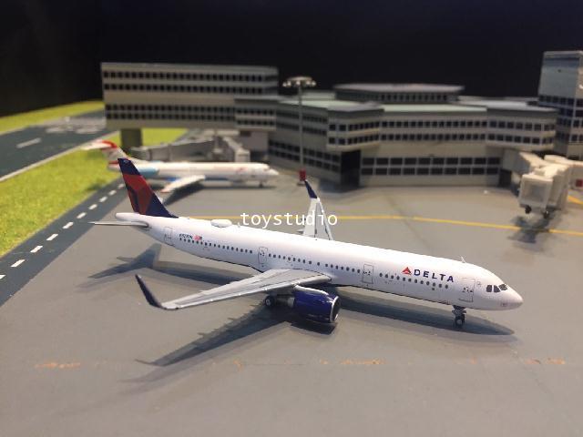 Gemini Jets 1:400 Delta Air Lines A321 N327DN GJ1892