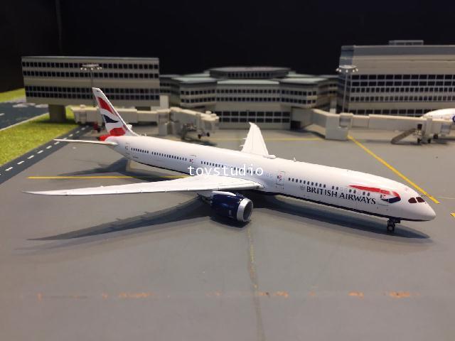 Gemini Jets 1:400 British 787-10 G-ZBLA GJ1931