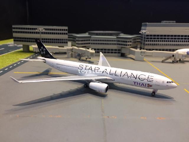 Phoenix 1:400 Thai A330-300 HS-TBD SA PH1616
