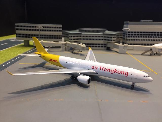 Phoenix 1:400 Air Hong Kong/DHL A330-300F B-LDO P4335
