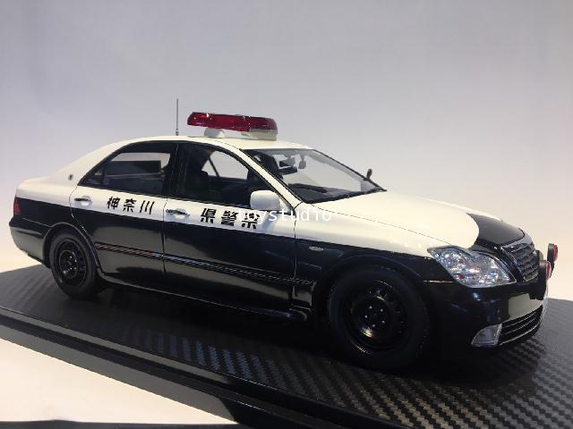 Ignition Model 1:18 Toyota Crown (GRS180) IG2049