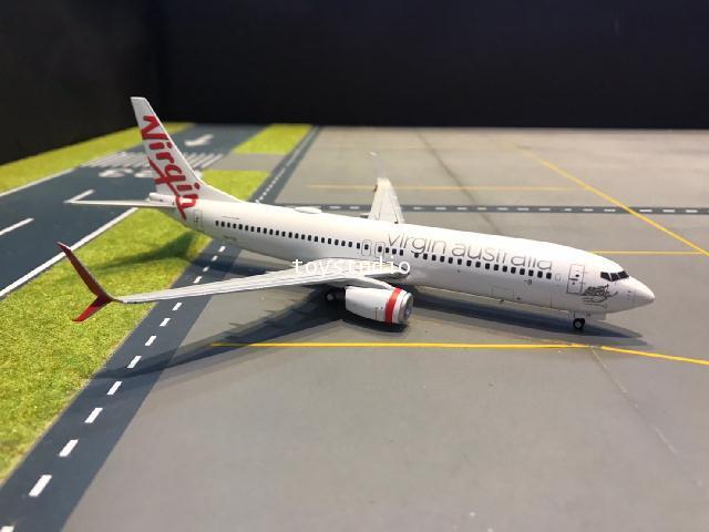 Gemini Jets 1:200 Virgin Australia 737-800 VH-YIV G2496