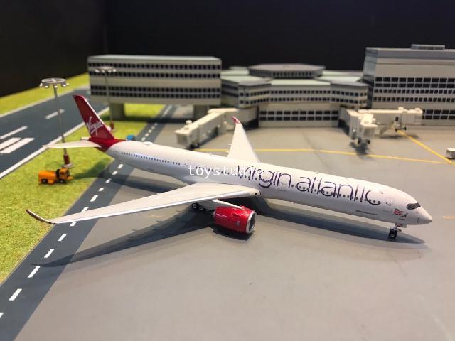 Phoenix 1:400 Virgin Atlantic A350-1000 G-VPRD Rain Bow PH1627