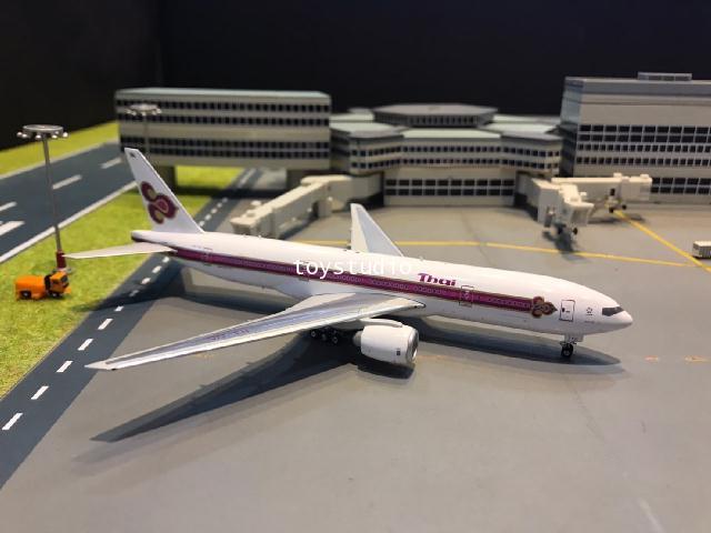 Phoenix 1:400 Thai 777-200 HS-TJC PH1625