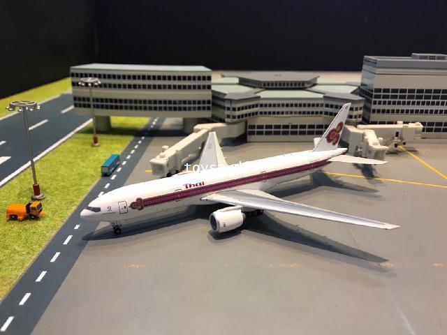 Phoenix 1:400 Thai 777-200 HS-TJC PH1625 1
