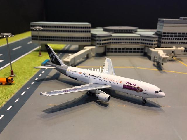 Phoenix 1:400 Thai A300-600R HS-TAO Star Alliance PH226