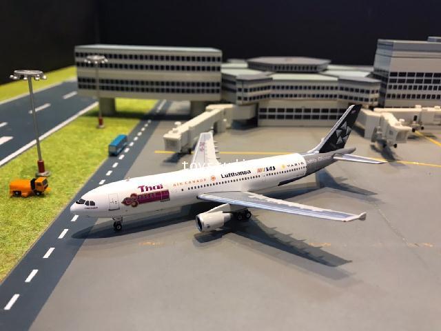 Phoenix 1:400 Thai A300-600R HS-TAO Star Alliance PH226 1