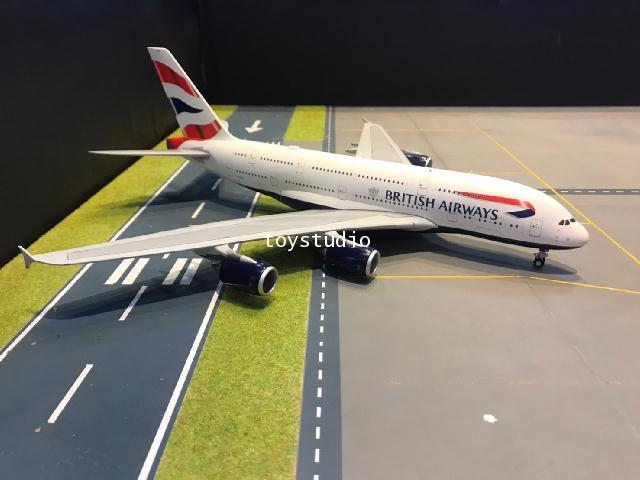 Gemini Jets 1:200 British A380 G-XLEC G2905