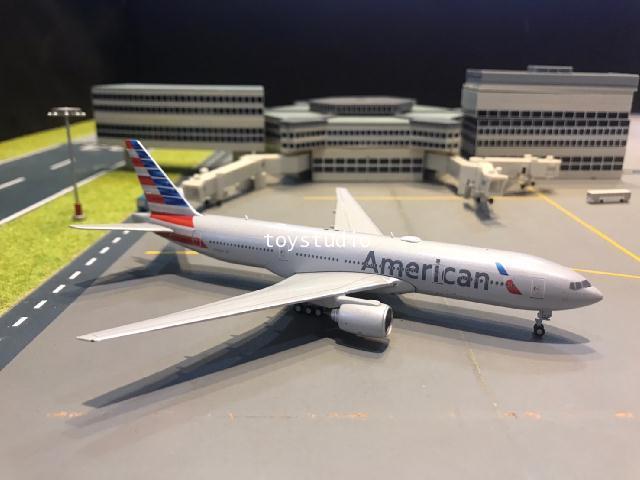 Gemini Jets 1:400 American 777-200ER N797AN GJ1869
