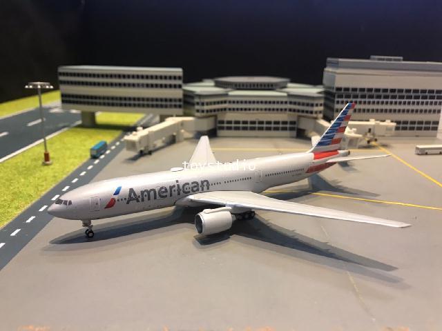 Gemini Jets 1:400 American 777-200ER N797AN GJ1869 1