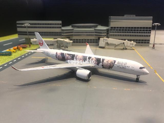 Phoenix 1:400 JAL A350-900 JA04XJ 20th ARASH P4348