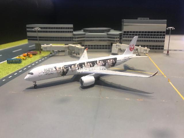 Phoenix 1:400 JAL A350-900 JA04XJ 20th ARASH P4348 1