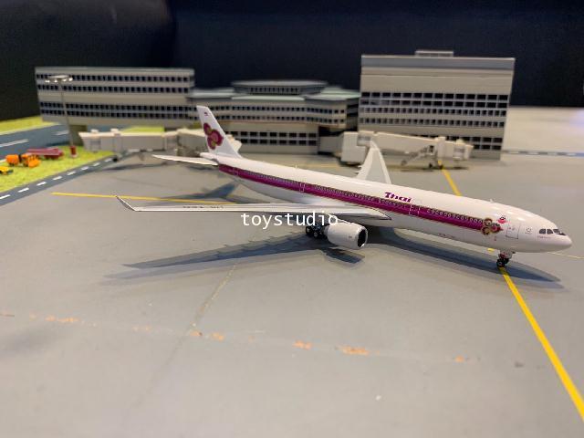 Phoenix 1:400 Thai A330-300 HS-TEG Love Chiang Mai PH1633