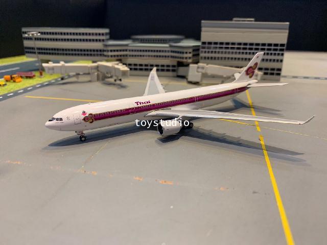 Phoenix 1:400 Thai A330-300 HS-TEG Love Chiang Mai PH1633 1