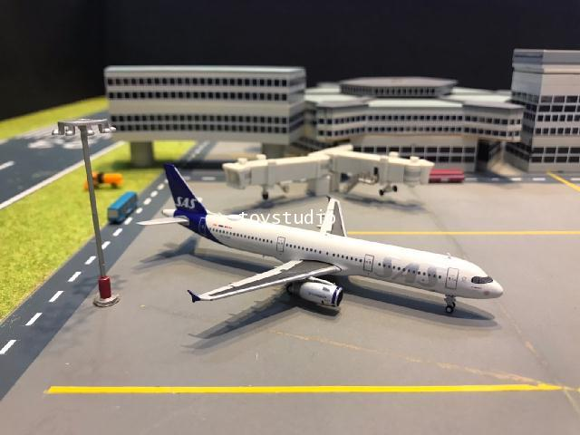 JC Wings 1:400 SAS A321 OY-KBH XX4257