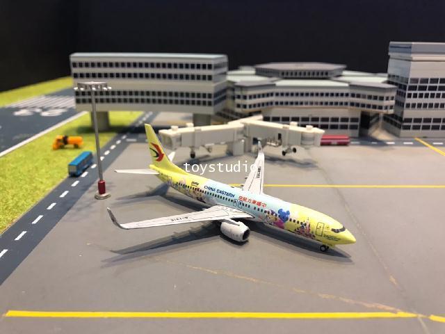 JC Wings 1:400 China Eastern 737-800 Duffy B-1316 EW4738008