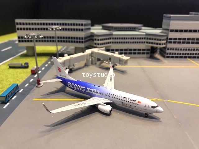 Phoenix 1:400 Air China 737-800 B-5425 Paralymic Games Beijing P4356