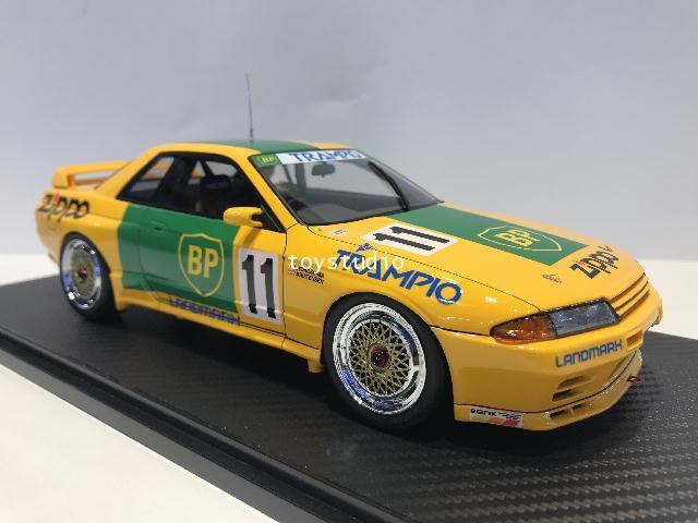 Ignition Model 1:18 BP OIL Trampio GT-R (11) 1993 JTC IG2112