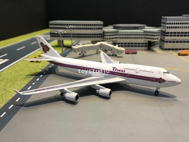 Phoenix 1:400 Thai 747-400 HS-TGA PH1649