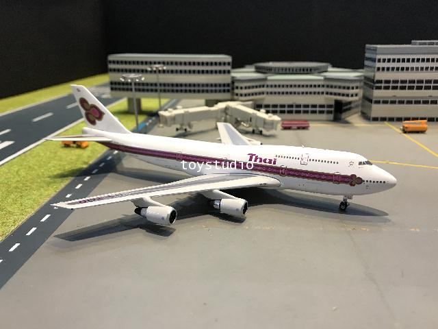 Phoenix 1:400 Thai 747-300 HS-TGD PH1650