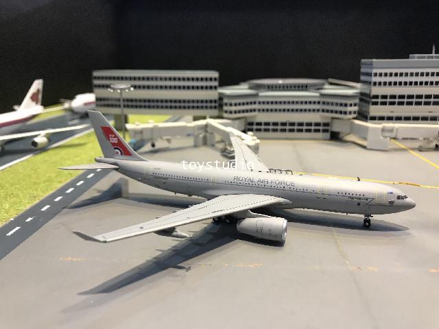 Aviation 1:400 UK AF A330 KC2 A330-243MRTT ZZ330 AV4MRTT005