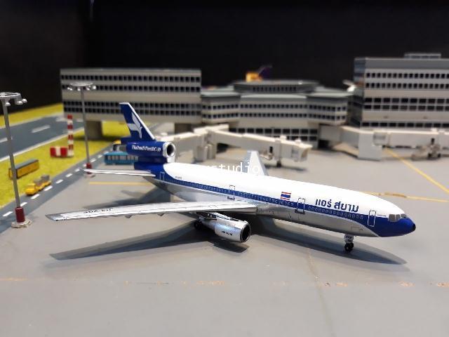 Aero Classics 1:400 Air Siam DC-10 HS-VGE ACHSVGE