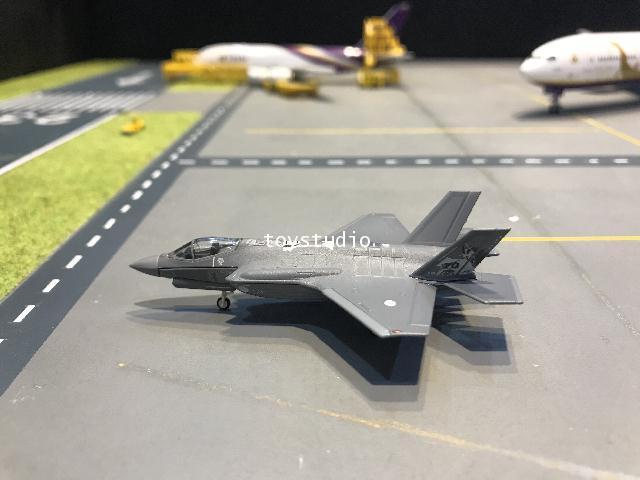 Herpa Wings 1:200 Netherlands AF F-35A Lightning II HW570671 2