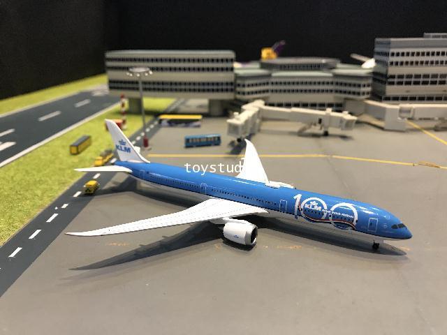 Herpa Wings 1:500 KLM 787-10 100th Ann PH-BKA HW533751