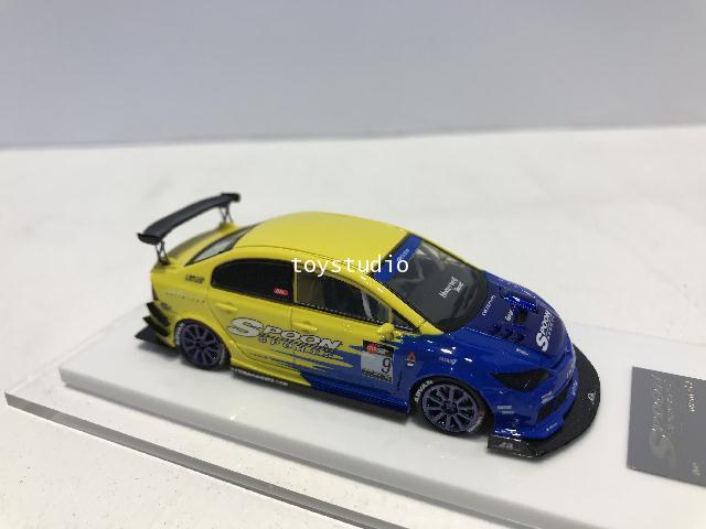 OneModel 1:64 FD2 Spoon Racing 20A01-01